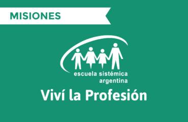 Diplomado en Terapia Sistémica Misiones | 2do. Viernes y sábados