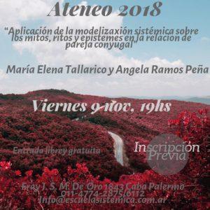 Ateneo 2018