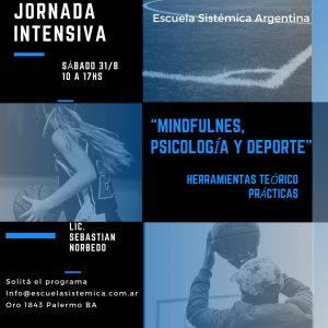 Jornada Intensiva – Mindfulnes, Psicología y Deporte